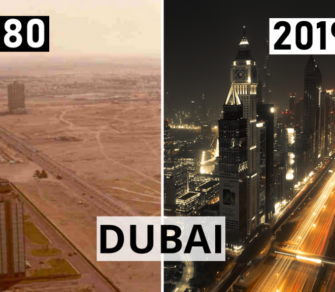 10 Spectacular Cities That Have Changed Beyond Recognition