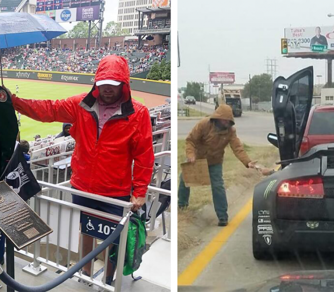 18 Powerful Photos That Will Restore Your Faith In Humanity